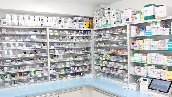 薬局の特徴